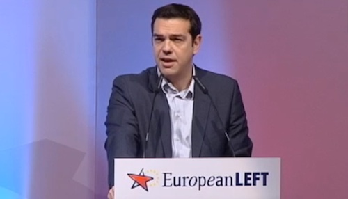 Greek bailout is no success story, EU candidate Tsipras says