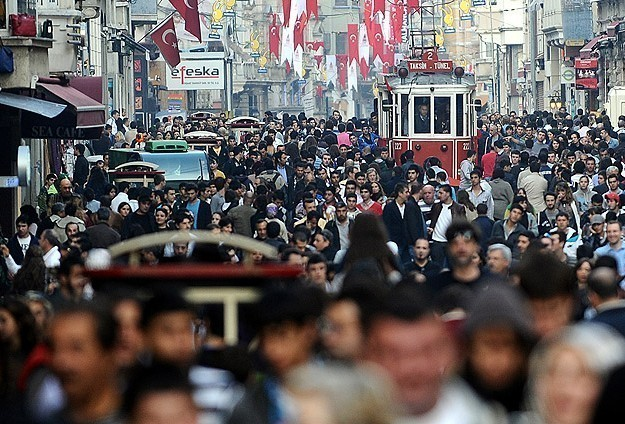 Turkey's youth demographic to fall