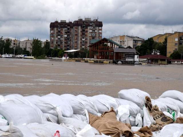 Turkey sends aid to flood-hit Bosnia; Russia, EU join- UPDATED