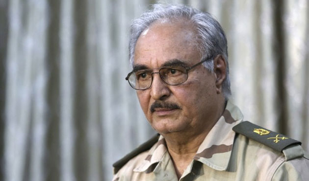 Libya's parliament allies with renegade general