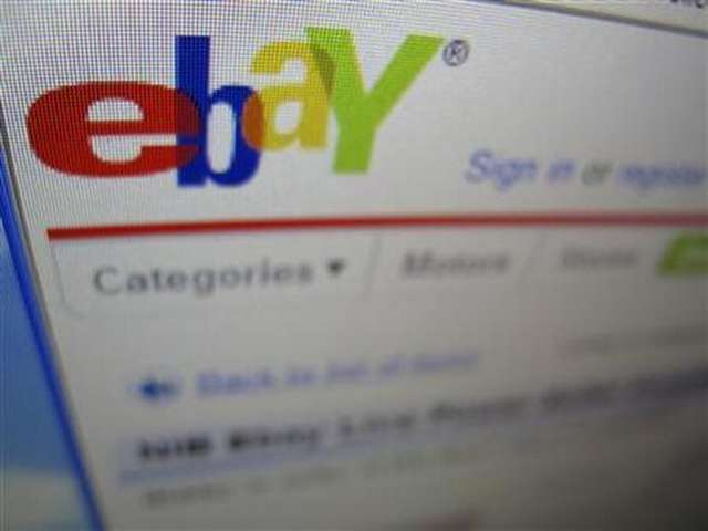 US soldiers sold military equipment through eBay