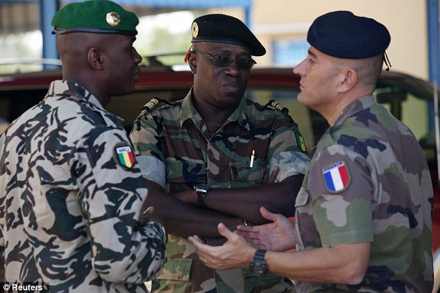 Last French hostage held globally is freed in Mali