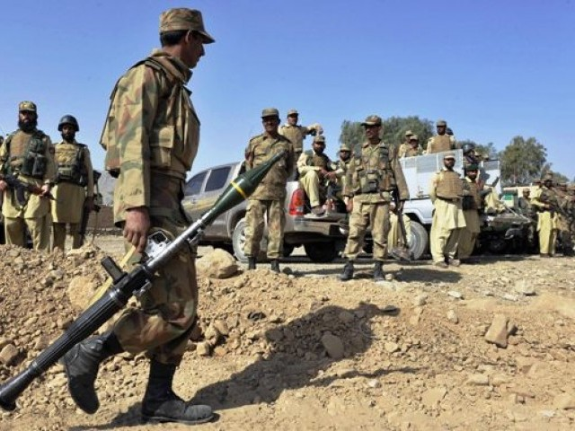 Pakistan puts military in charge of capital's security
