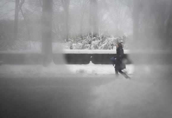 Warm Pacific may paradoxically cause U.S. winter freeze
