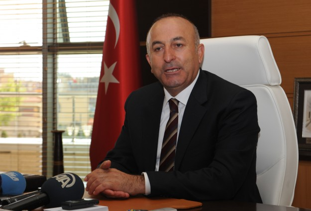Coldness between Iraq and Turkey over, says Turkish FM