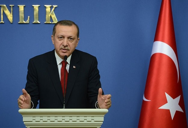 Erdogan: Syrian opposition ready for military support