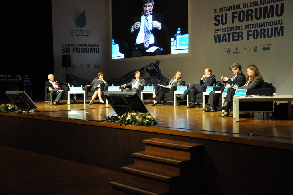 Water experts gather in Istanbul