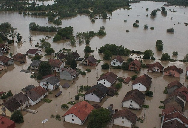 Turkish agency repairs Bosnia homes damaged by floods
