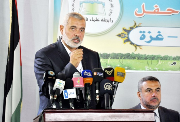 US may recognize Israel as Jewish state: Hamas chief