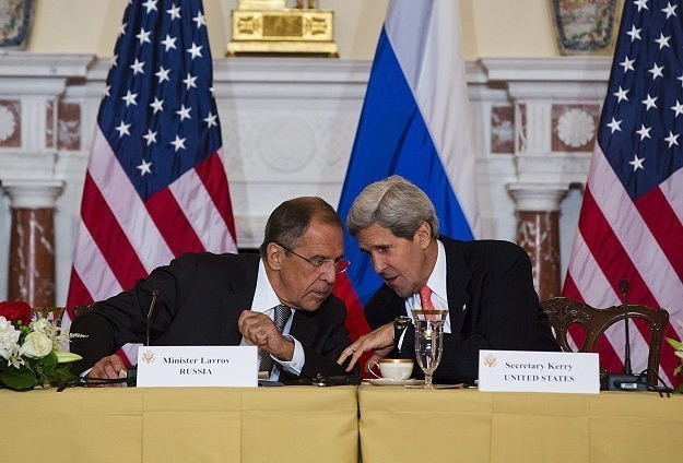 Russia's Lavrov, U.S. Kerry to meet on Thursday
