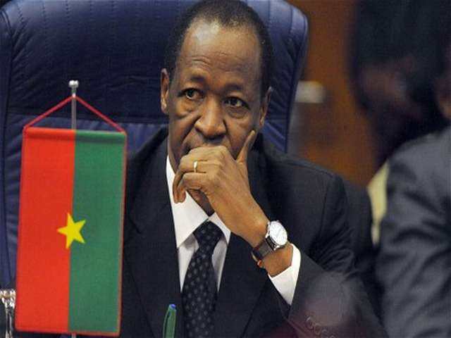 New Burkina PM vows investigations into Compaore-era deaths
