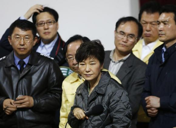 South Korea polls widely seen as vote on handling of ferry disaster