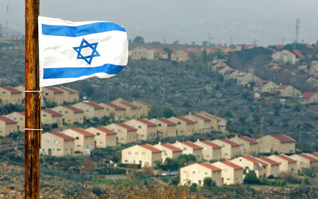 Israel confiscates Palestinian land in Hebron