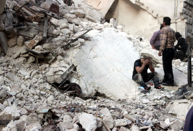UN says Syria death toll tops 190,000; raps world powers