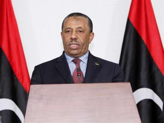 Libya PM agrees to Sudan-sponsored talks with opposition