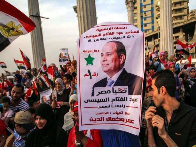 Pro-Sisi rallies held in several Egypt provinces