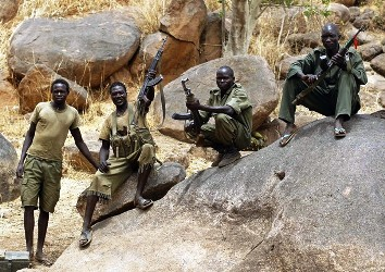 SPLM-N releases 20 Sudanese army captives