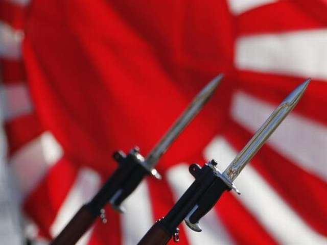 Japan eyes military aid to spur defence exports