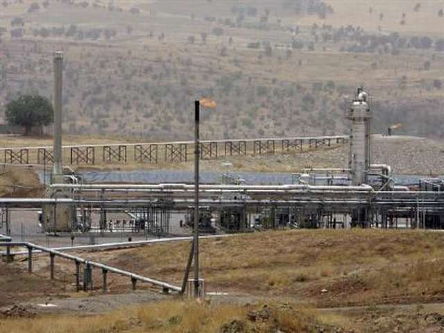 Turkey a guarantor for energy peace in Iraq