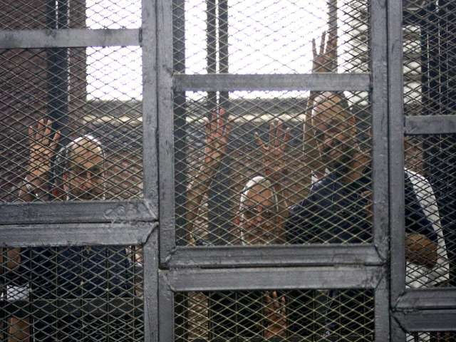 Egypt sends 4 Brotherhood leaders to death for HQ violence