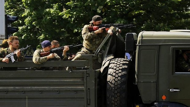 Three more Ukrainian soldiers killed as truce frays