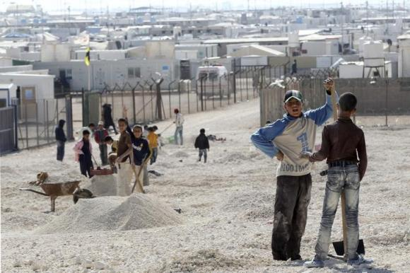 U.S. pledges nearly $500 mln aid for Syrian refugees