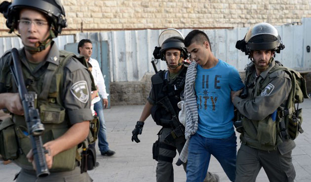 529 Palestinians detained in Israel's crackdown