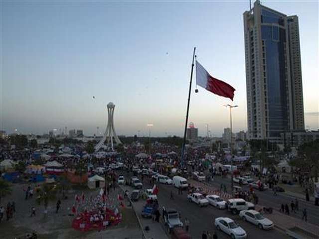 U.S. to lift holds on security assistance to Bahrain