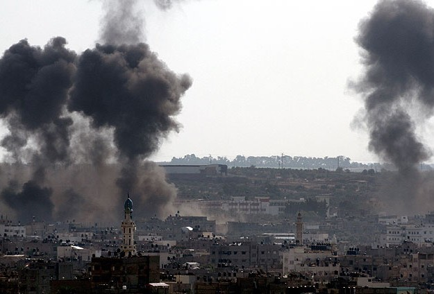 US air strikes hit Red Crescent offices in Syria