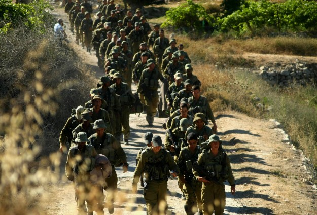Israel moots security cooperation with Lebanese military