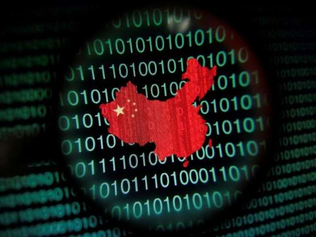 U.S. says Chinese hacked military contractors
