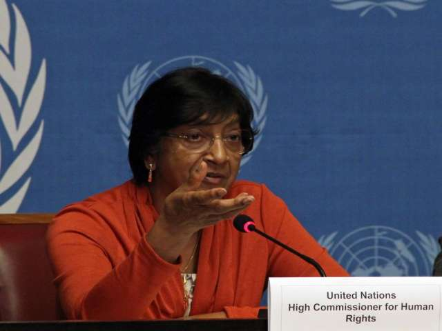 Hard to justify Britain's data collection law - UN's Pillay