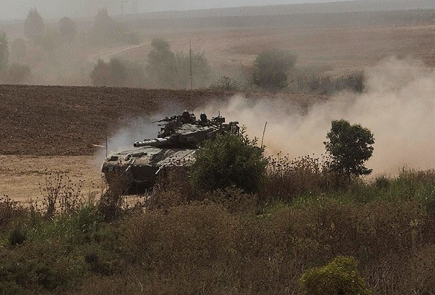 Israel invading Gaza 'to secure gas reserves' -report