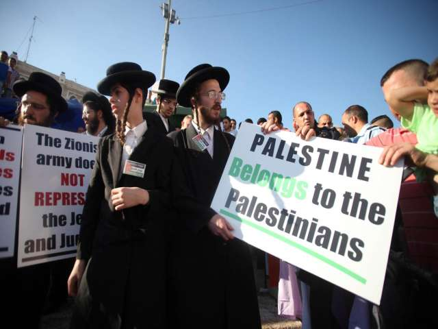 Support for Palestine growing among Jews
