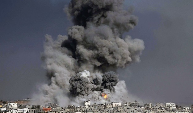 Israel vows to react 'firmly' against Hamas