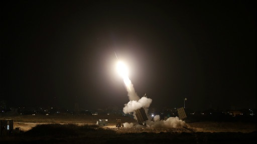US to give $350 million for Israel's Iron Dome