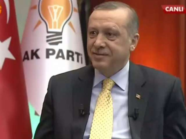 Turkey's Erdogan outlines vision for presidency as election looms