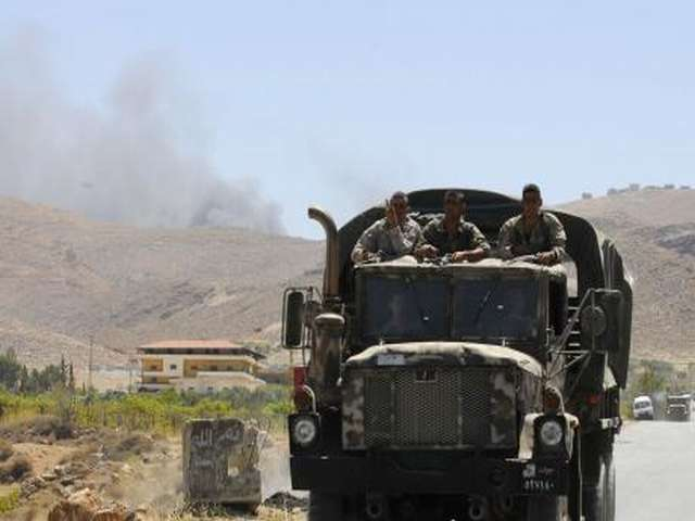 Soldier killed in northern Lebanon attack