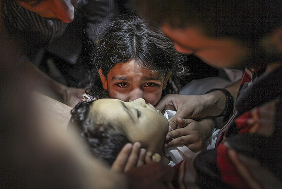 2014: A bloody year for Palestinians