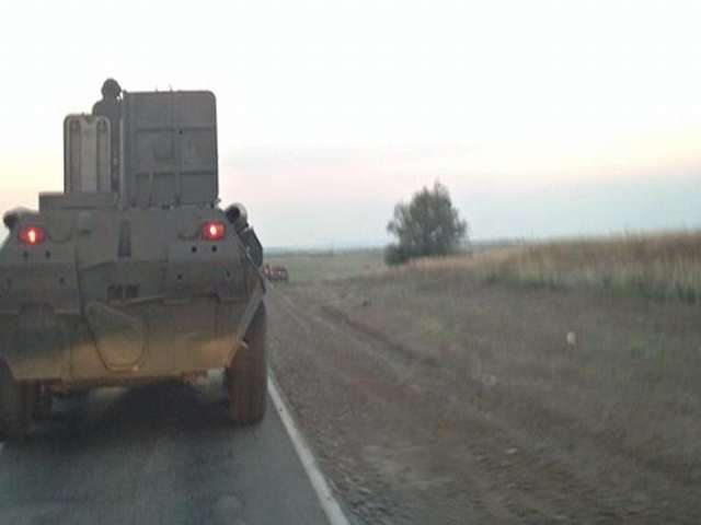 Russia: Small military mission in east Ukraine at Kiev's request