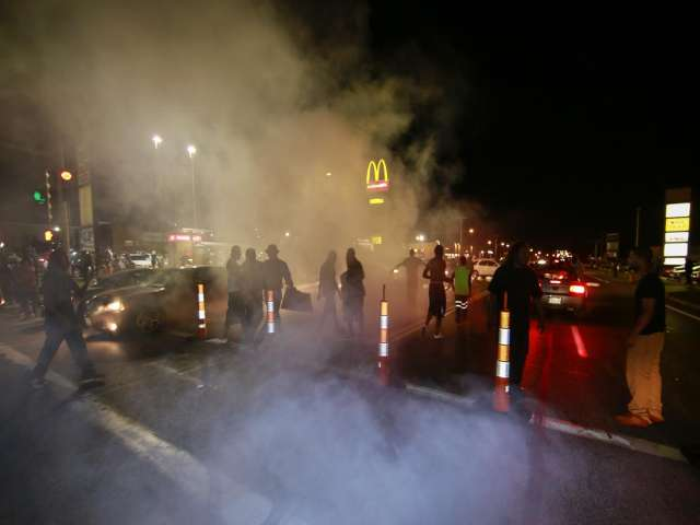 US journalists bullied away from reporting Ferguson riots