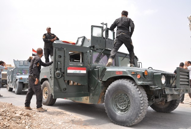 Iraq moving to retake town from ISIL