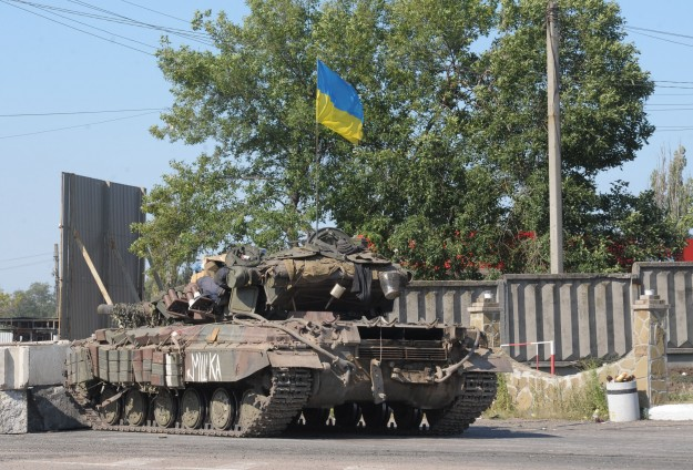 Ukraine says detained Russian soldiers were on 'special mission'