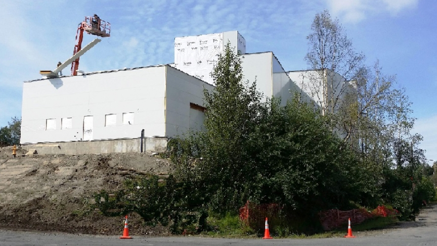 Muslims to open first mosque in Alaska