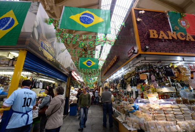 Brazil unemployment rate reaches 5-year high