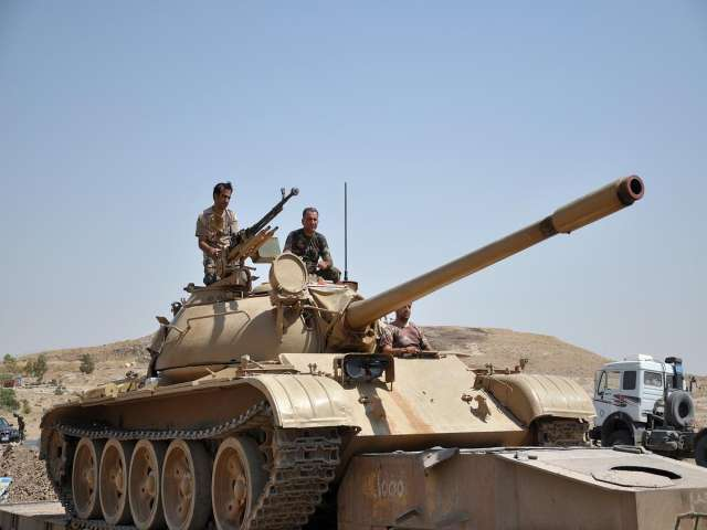 Iraqi army retakes chemical weapons site from ISIL