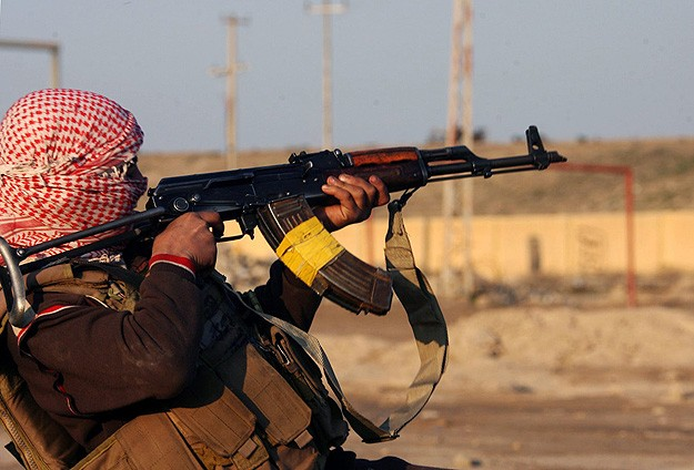 ISIL launches attack on Syrian army air base