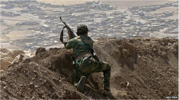 Iraqi forces launch operation against ISIL in Anbar -UPDATED