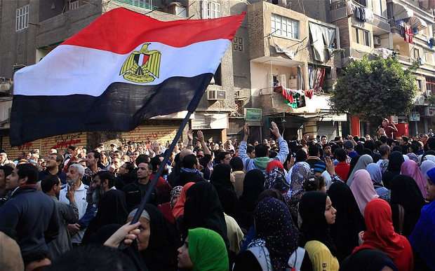 Egyptian activist once fired up by Arab Spring abandons politics ahead of polls