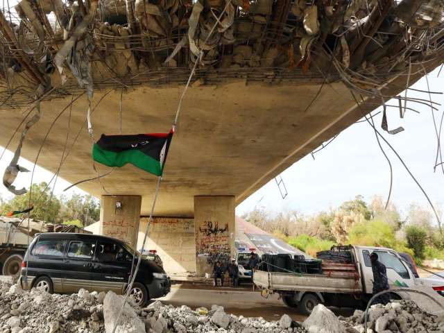 Retired air force colonel killed in northeastern Libya